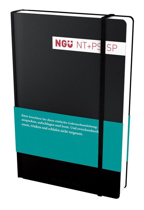 NGÜ. NT, PS und Sprüche. Großausgabe