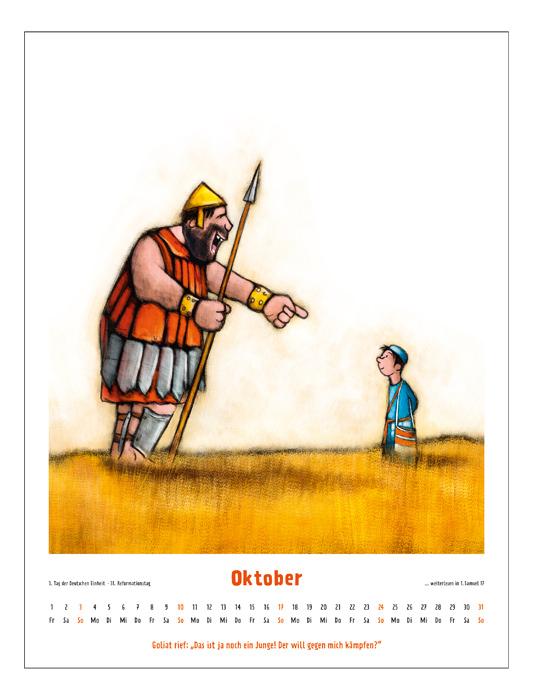 Mathias Weber Bibelkalender 2021