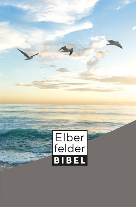 Elberfelder Bibel Taschenformat, Motiv Möwen