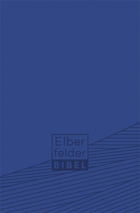 Elberfelder Bibel Taschenformat, ital. Kunstleder