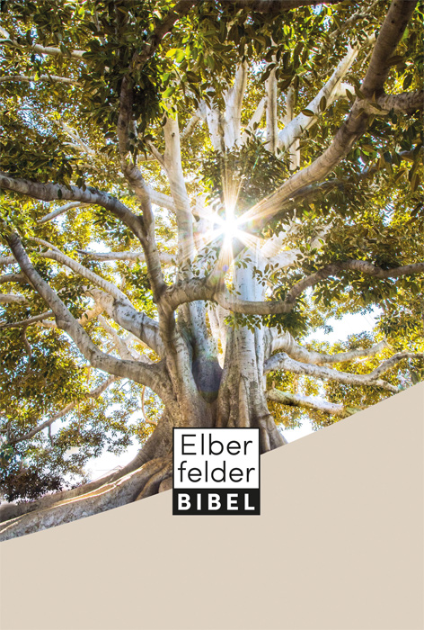 Elberfelder Bibel Standard, Motiv Baum