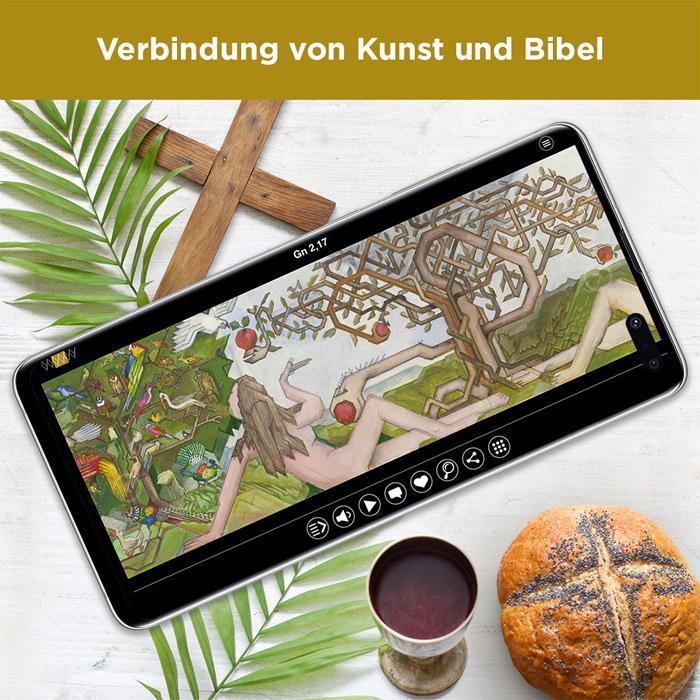 Die Wiedmann Bibel App